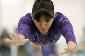 Alexa Moreno, gimnasta