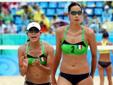 Irene verasio el mejor culo del voleibol 4