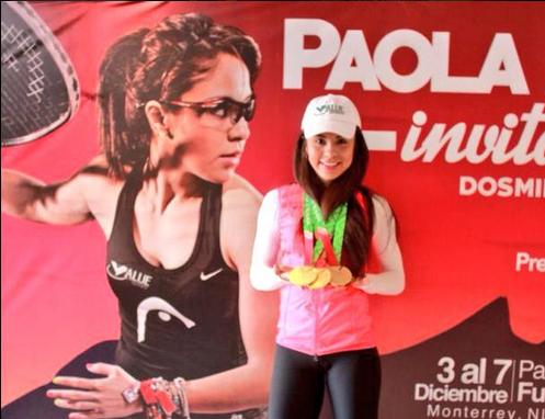 Paola Longoria Torneo Invitational