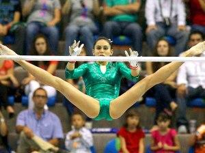 Elsa García, gimnasta