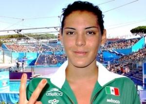Fernanda González, la mejor nadadora de México