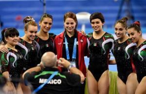 Selección femenil de gimnasia artística