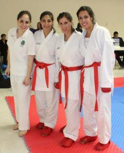 Karatecas