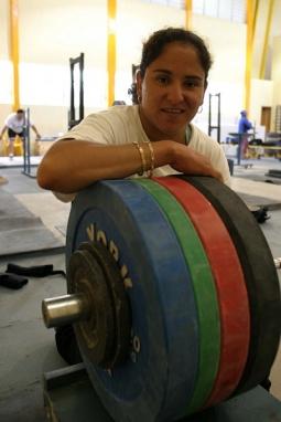 Primera mujer mexicana en ganar una medalla de oro olímpica