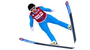 Lindsey van en las pruebas rumbo a Sochi 2014