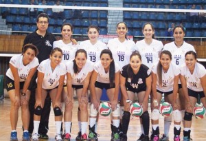 Equipo campeón de la Liga Mexicana de Voleibol Femenil, Cedrus