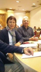 Elsa Flores, fundadora de la LNBPF