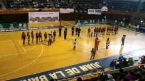 Final de voleibol rama femenil 2014 LMVB, Cedrus campeonas