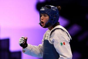 María del Rosario Espinoza, oro en JCCVeracruz2014