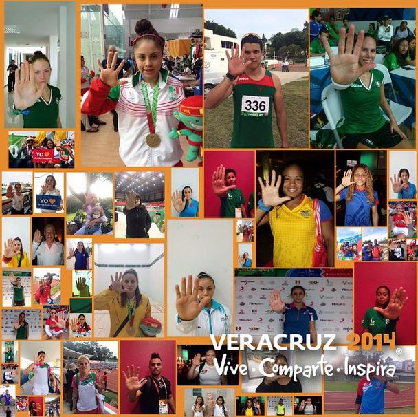 Terminan los Juegos Centroamericanos y del Caribe Veracruz 2014