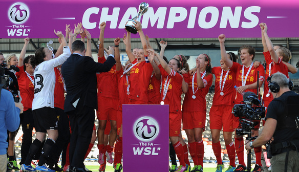 Liverpool Ladies FC v Bristol Academy Women's FC - The FA WSL