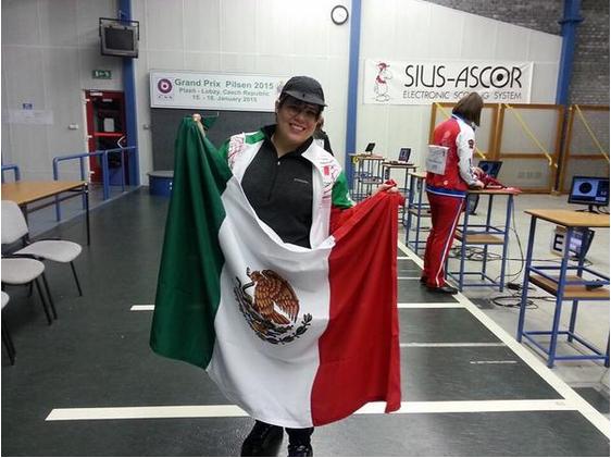Alejandra Zavala. Foto: CONADE